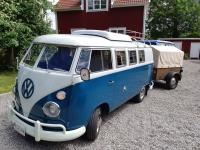 1967 Sea blue Westy SO42