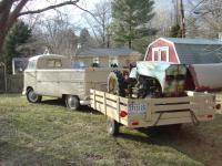 63 Bungartz Tractor & 62 Single Cab