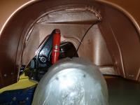Ghia wheel wells
