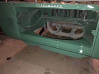 treasure chest/engine lid/apron