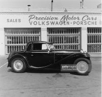 Precision motor cars dealership