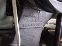 36hp engine number stamp
