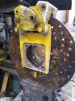 Neal disc brakes