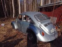 1971 Beetle. Sat for nearly 2 decades.