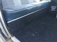 bench seat cargo mod