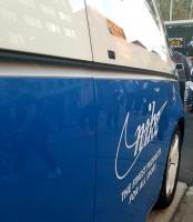 Blue ID Buzz (cargo version), Nike Blue Ribbon event in Soho