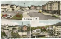 Ovals in Siegen