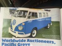 Auction bus