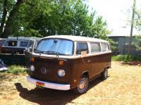 1978 VW Transporter