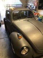 1972 super beetle project