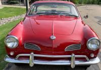 1962 Karmann Ghia photos