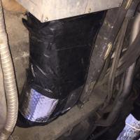 Propex 2211 duct insulation