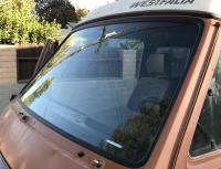 Vanagon Windshield replacement