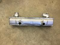 1967 Beetle 1500 muffler restoration - preheat tube