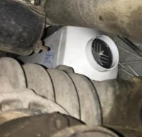 Chinese diesel heater installation