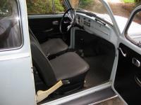 1967 Bug Interior