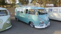 Standard Buses at the S.O.T.O. Fall meet, Sun. Oct 27th, 2019