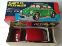 wind up VW Beetle Japanese Tin Toy