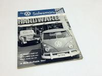 1962 The VW Salesman Dealership Magazine