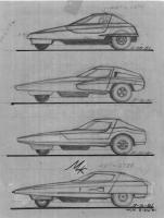 Trike sketches