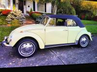 '68 VW Beetle Convertible