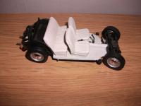 1967 VOLKSWAGEN BEETLE ROLLING VW CHASSIS COMPLETE