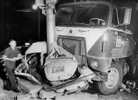 Beetle Crash Picture