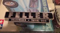 NOS Ohio dealer sticker