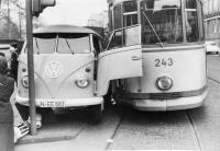 VW T1 tram