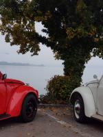 fall tour at the Lake of Constance
