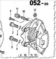 brake bolts