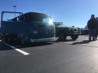 The Ghiapet at cars & coffee