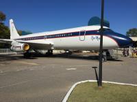 Because I am a airplane junkie Elvis Presley jet a Convair 880