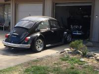 Early 1968 Beetle with 44,000 original miles