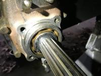Axle Seal O-Ring