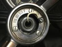1970 bug steering wheel