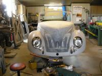 modified bumper slots - ealry