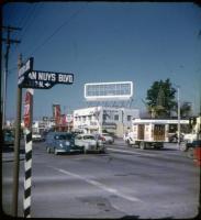 San Fernando Valley photo with Bus