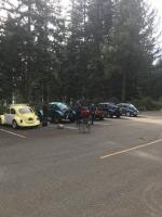 Cruise up to lake of the woods