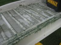 baywindow cargo front tray repair, restore