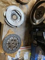 Flywheel Clutch Mystery