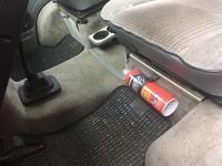 Vanagon Fire extinguisher