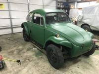 Green booger bug