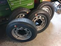 Blockley tires