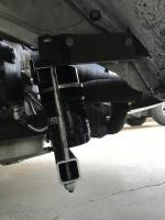 Traction bar for autocraft case
