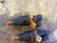 Fuel injectors with old hose