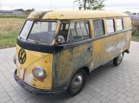1954 Barndoor Postal Bus