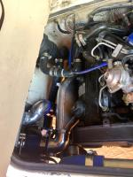 GT2052 Turbo on an mTDI AHU Build