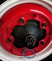 Strange wheel