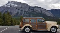 Vw beetle woody wagon